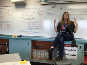 3 Global Education Class teacher - Brooke Leary